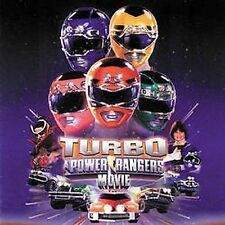 Turbo: Power Rangers Movie Soundtrack by Original Soundtrack (CD, Mar-1997, Poly