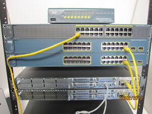 Details about #1 eBay Seller 200-125 Security Cisco CCNP Massive Lab KIT  Layer 3 Switches