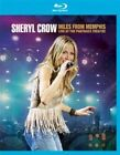 Sheryl Crow Miles From Memphis Live at The Pantages Theatre Blu Ray 2011