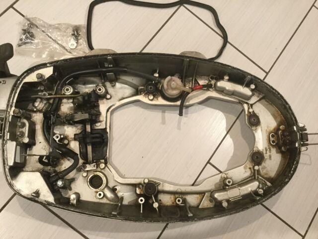 1997 HONDA 45HP LOWER ENGINE CASE 40101-ZV5-000ZA 35HP-50HP