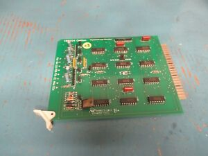 Details about THYSSENKRUPP ELEVATOR OPTION CONTROL BOARD 105254