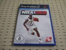 NBA 2K8 für Playstation 2 PS2 PS 2 *OVP*