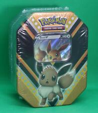 Deutsch OVP Pokémon Tin Box # 89 Flammende Finsternis SWSH 3 Evoli V