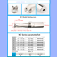 indexable drill bit For WCMX030208 Insert 1P C25-4D19 WC03  CNC U drill