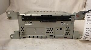 2014 Ford Fusion Factory Audio Stereo CD MP3 Player Radio DS7T-19C107-BL OEM Car & Truck Parts