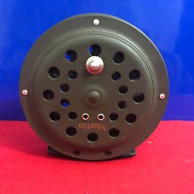 Fly Fishing Reels CNC Metal Fly Reel Ice Fishing Wheel 6.5cm//5.5cm//7.5cm