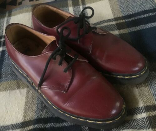 Doc Martens Oxblood three eye shoes - Size 5 - dm5