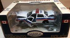 Toronto Metropolitan Police Ontario Canada 2004 Ford Police Cruise 1:43