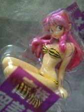 RARE 1:8 Kaiyodo Urusei Yatsura Lum Invader Pink Hair Figure/Bottle Cap