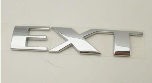 """Cadillac Escalade /""""EXT/"""" Emblem 2007 08 09 10 11 12 2013 Chrome!!"""