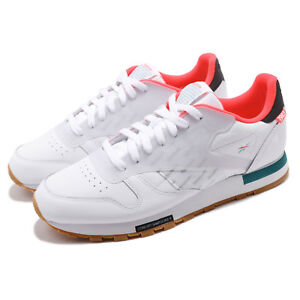 9083932a3b3 Reebok Classic Leather Altered ATI White Red Mist Gum Men Shoes ...