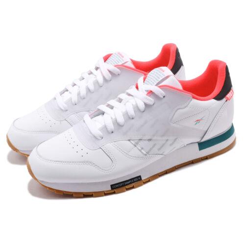Dv5239 Altered Leather Gum Hombres Ati Reebok White Zapatillas Zapatos Classic Mist Red TEqA6Pwx