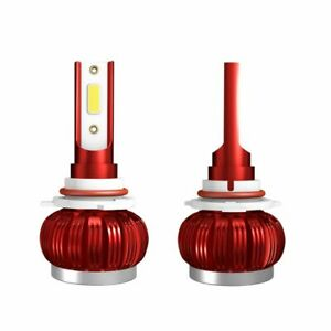 2X-K1-9005-HB3-H10-Car-Mini-LED-Headlight-6000LM-50W-Head-Light-Bulb-Kit