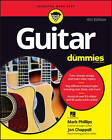 Guitar For Dummies by Jon Chappell, Hal Leonard Corporation, Mark Phillips (Paperback, 2016)
