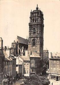 BR48595-Rodez-le-clocher-de-la-catedrale-France