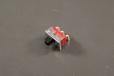 ON-ON SPDT 1101M2S3CQE2 C /& K COMPONENTS SLIDE SWITCH