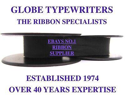 OLIVETTI LETTERA DL *PURPLE* TOP QUALITY TYPEWRITER RIBBON REWIND+INSTRUCTIONS