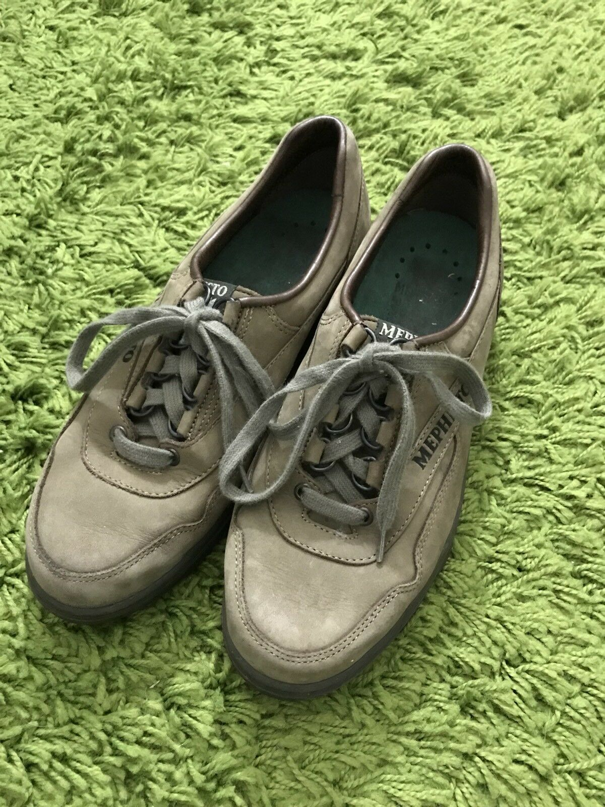 Mephisto Walking shoes Air Air Air Bag System Womens US Size 7 Made In FRANCE 17b77b