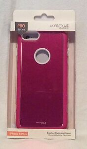 quality design 6bf20 d6815 Details about Mystyle Cases - Pro Series - IPhone 6 Plus - Pink - Brand New
