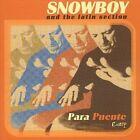 Para Puente by Snowboy (CD, Aug-2002, Cubop Records)