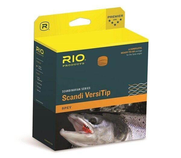 Rio Scandi Short VersiTip... 8485gr...New, Free Shipping in USA