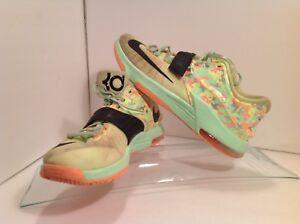 buy popular ebff5 4c23c Image is loading KD-Nike-Zoom-Easter-7-VII-Mens-Size-