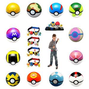 Hot-Sale-Pokemon-GO-Pokeball-Cosplay-Pop-up-Poke-BALL-Pikachu-Game-Toy-Kids-Gift