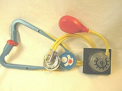 Vintage Fisher Price Doctors Kit Items