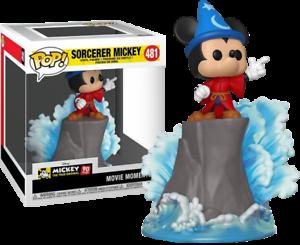 Disney-Fantasia-Sorcerer-Mickey-90th-Large-Funko-Pop-Vinyl-New-in-Mint-Box