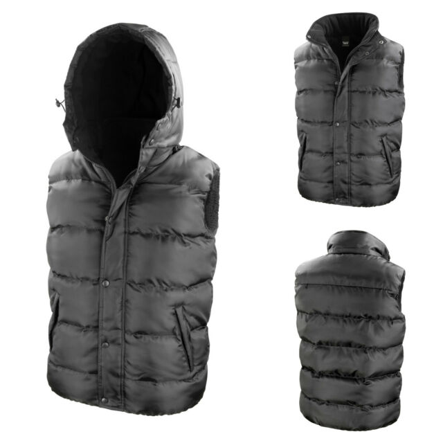 Mens Champion Exmoor Bodywarmer Gilet Sizes M up to 3XL Padded Outerwear Coat