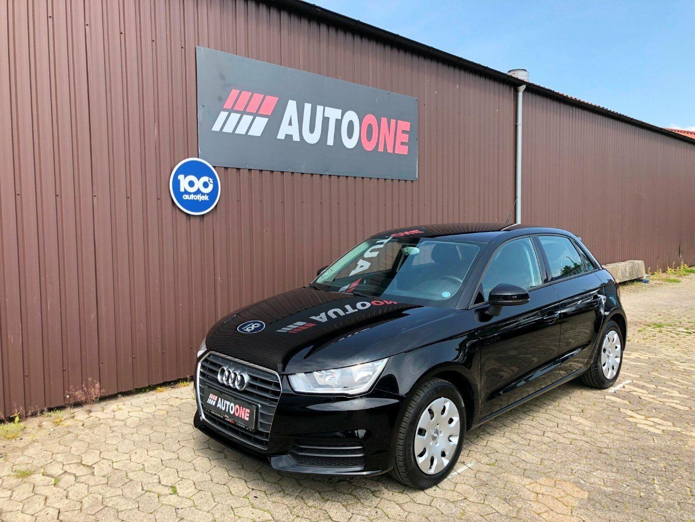 Audi A1 1,0 TFSi 95 Sport SB 5d