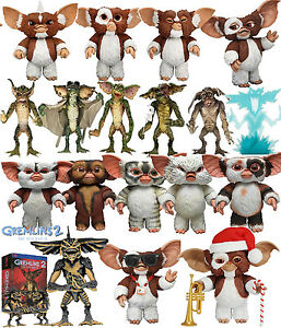 Figuras Neca Gremlins Gizmo Gremlin George à rayures Haskins série 3 Mogwai Mohawk