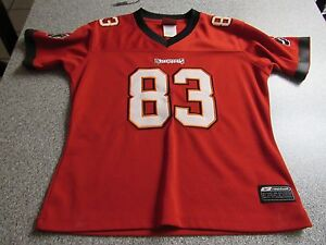 Image is loading VINTAGE-REEBOK-TAMPA-BAY-BUCCANEERS-JOE-JUREVICIUS -FOOTBALL- a1b39d353