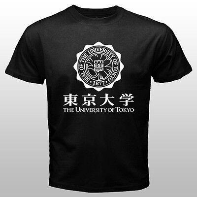 New Tokyo University Japan Logo Seal Enblem T-shirt