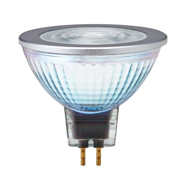35W Osram Niedervolt LED Spot MR16 Star 4,6W GU5,3 840 36° NODIM