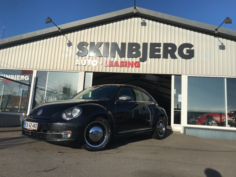 VW The Beetle 1,2 TSi 105 Design 2d