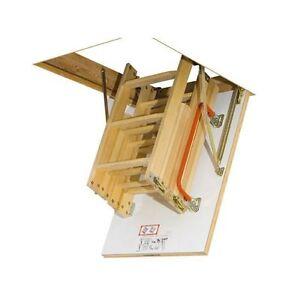 4fe0020a000 Fakro Komfort LWK Loft Ladder. 600 X 1200 & 550 X 1110. FREE ...