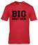 miniature 11 - Big Brother T-Shirt Kids Baby Grow Brother Outfit Tee Top