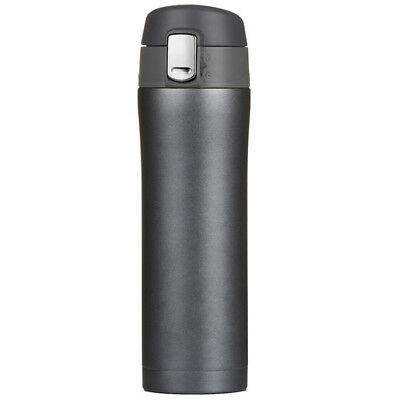 500ml Stainless Steel Travel Flask Office Thermo Mug Tea Coffee Water Cup Bottle
