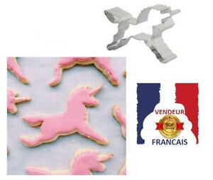 Emporte-piece-Moule-Licorne-Unicorn-Gateau-Enfant-Fille-Decoration-Patisserie