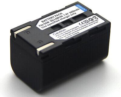 BATTERIA per Samsung sc-d366 vp-d362 sc-d965 vp-dc171 I vp-d453 vp-dc165wi VP-DC