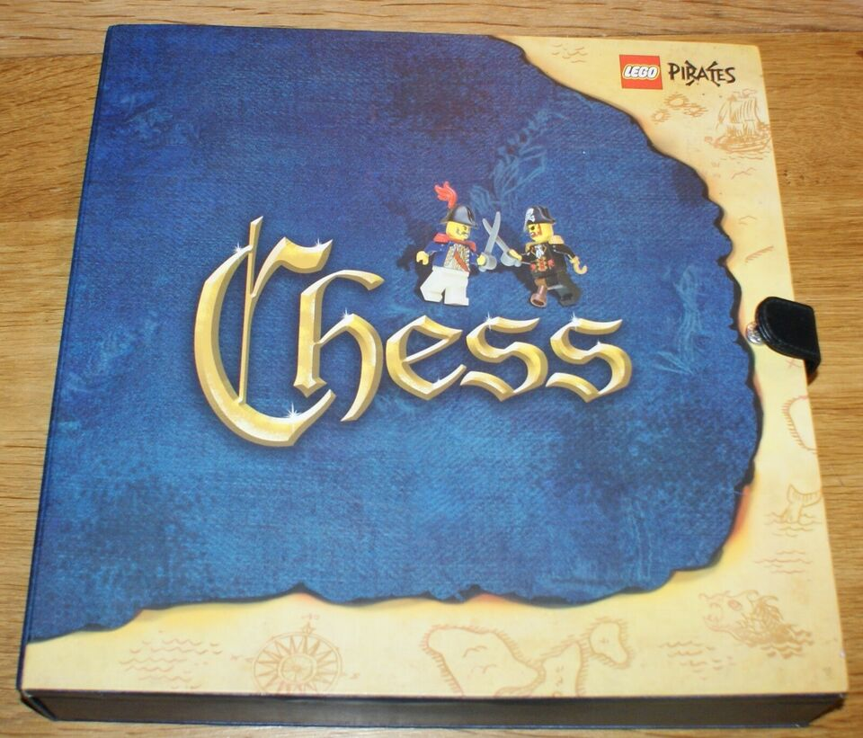 Lego Pirates, Skak spil