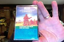 Blues From the Fields Into the Town Vol. 2- various- new/sealed cassette tape