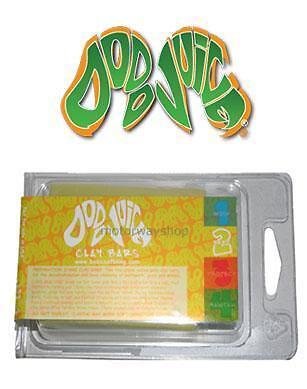 Dodo Juice Detailing Clay Bar Basics Of Bling 2 x 55g Bars 110g Yellow Poly Clay
