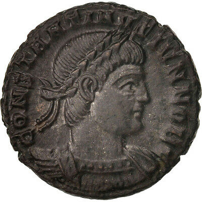 #504954 Systematic Ric:545 To Reduce Body Weight And Prolong Life Trier Ms Bronze Constantine Ii 60-62 Follis