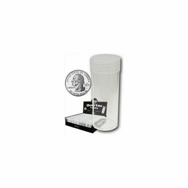 BCW COIN DISPLAY SLABS INSERT NICKEL WHITE 25 COUNT