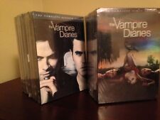 THE VAMPIRE DIARIES Seasons 1-7 NEW DVD Set  FREE EXPEDITED SHIPPING