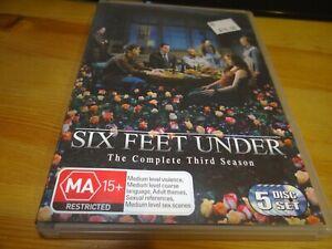 SIX-FEET-UNDER-THE-COMPLETE-THIRD-SEASON-3-THREE-DVD-BARGAIN