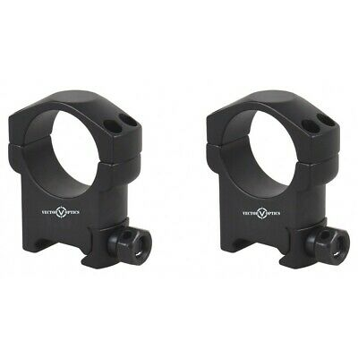 Tactical 30mm Extreme Low Rifle Scope Weaver Mount Rings for Leupold Night Force