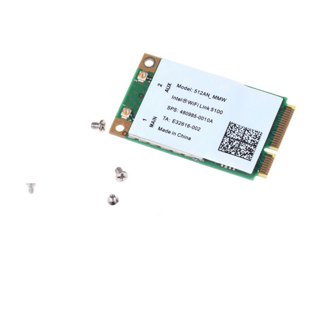 INTEL 5100 WIFI 512AN MMW DRIVERS FOR WINDOWS 10